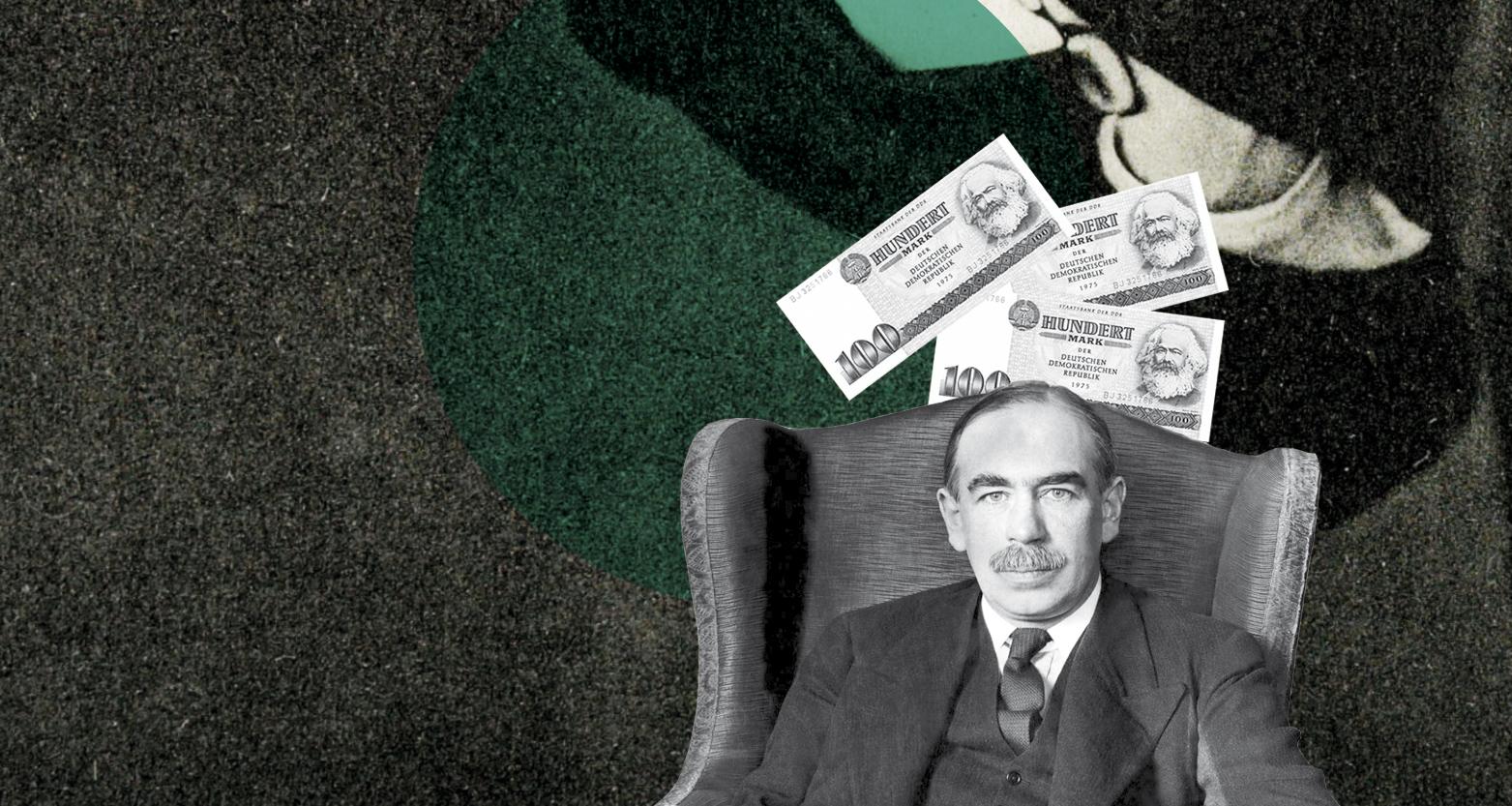 Marx e Keynes