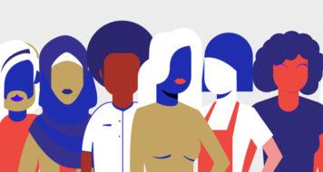 Imagem que ilustra o 'Dossiê BrandLab – A busca por diversidade no Brasil', da Google (Reprodução)
