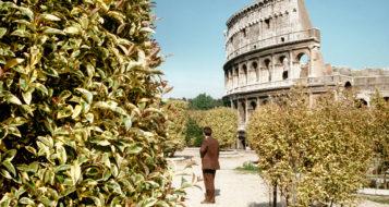 Imagem usada na capa de 'Laços', de Domenico Starnone (Foto Luigi Ghirri / Reprodução)