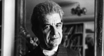 O filósofo Jacques Lacan (Divulgação)