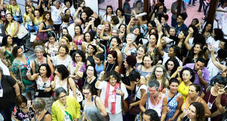 Primeiro encontro nacional de autoras reúne 500 mulheres em João Pessoa