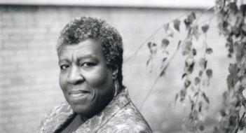 A escritora Octavia E. Butler (Divulgação)