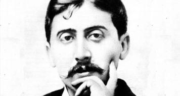 O escritor Marcel Proust em 1900, aos 29 anos (Reprodução)
