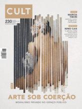 Capa CULT 230 (Arte Revista CULT/ Nino Cais)