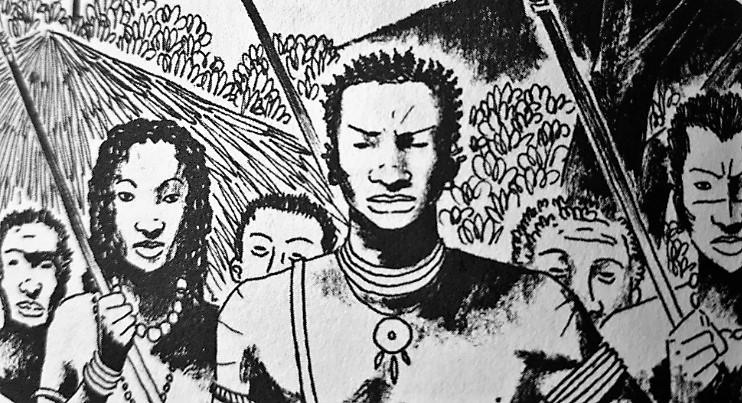 Graphic novel 'Angola Janga' é retrato de Palmares sem idealização