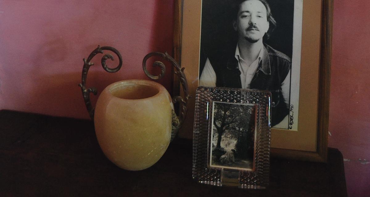 Retrato de Mora Fuentes (Foto Helder Ferreira)