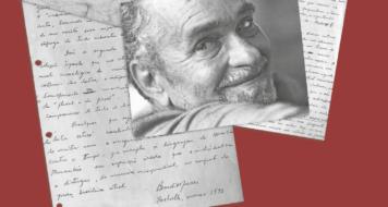 Benedito Nunes e seus escritos (Foto Luiz Braga)