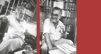 """Benedito Nunes em seu escritório biblioteca """"abarrotado de livros"""" (Fotos Patrick Pardini)"""