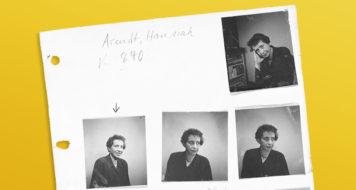 Montagem com fotos de Fred Stein, Nova York, 1949 (Reprodução)