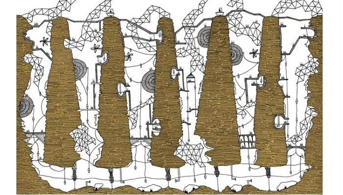 A cidade de Isaura, de Italo Calvino, por Karina Puentes