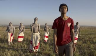 Cena de 'Os iniciados', do cineasta sul-africano John Trengove (Divulgação)