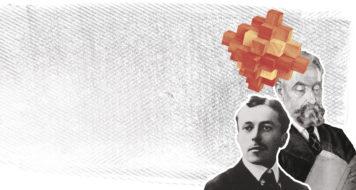 Henri Hubert e Marcel Mauss (Arte Andreia Freire)