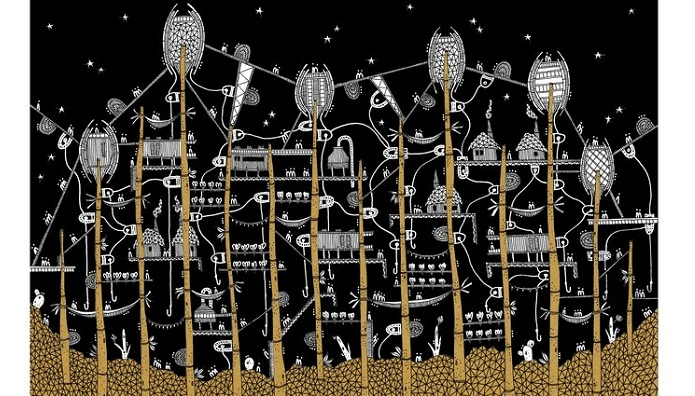 A arquiteta peruana que quer ilustrar as 55 cidades invisíveis de Italo Calvino