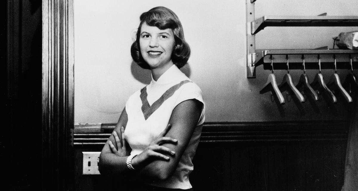 Dupla exposição: uma leitura dos diários de Sylvia Plath