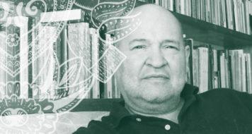 O escritor mexicano Daniel Sada (Divulgação)