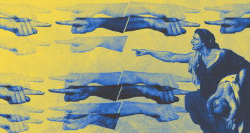 Ética e corrupção (Arte Andreia Freire)