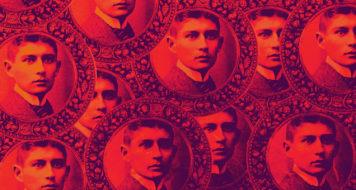 O tcheco Franz Kafka (1883-1924) (Arte Andreia Freire)