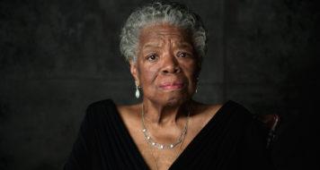 A poeta e escritora Maya Angelou (Divulgação)