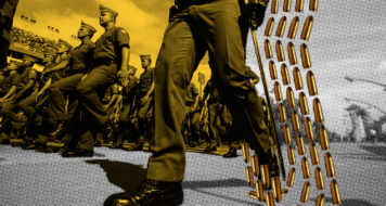 Polícia Militar do Estado de São Paulo (Arte Andreia Freire / Foto Eduardo Saraiva, A2IMG)