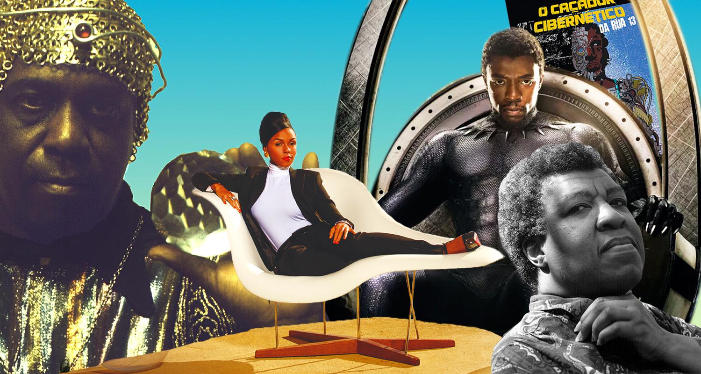 Afrofuturismo: fantasia, tecnologia e ancestralidade