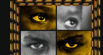 Vítimas da violência do Estado (Arte Andreia Freire)