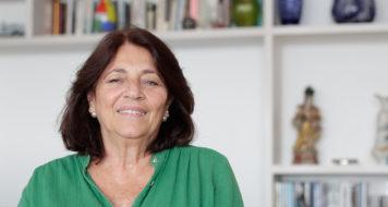 Dulce Pandolfi, historiadora, pesquisa regimes autoritários no Brasil e na América Latina (Foto Luís Costa)