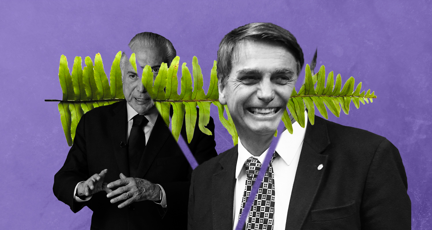 Temer e Bolsonaro e a disputa pela agenda do crime