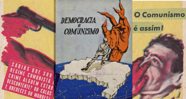 Do reaça básico e da sua luta épica contra o comunismo
