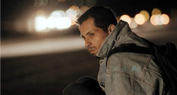 Aristides de Sousa como Cristiano em Arábia, de Affonso Uchoa e João Dumans (Embaúba Filmes/Divulgação)