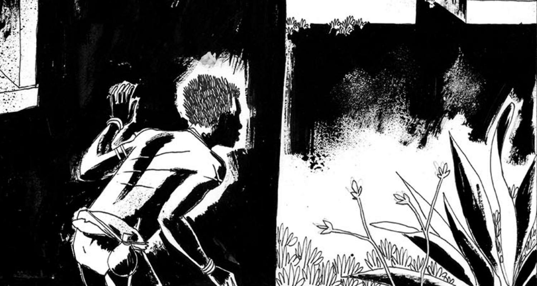Brasileiro é indicado ao 'Oscar dos quadrinhos' com HQ sobre escravidão