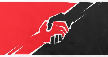 Fortalecer a esquerda (Arte Revista CULT)