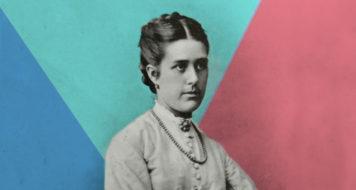Júlia da Silva Bruhns Mann (1851 - 1923), mãe de Thomas e Heinrish Mann (Reprodução)