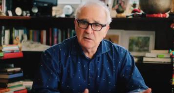 O professor e psicoterapeuta Rubens Kignel (Reprodução/YouTube)