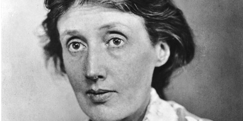 A escritora e ensaísta britânica Virginia Woolf, autora de 'Um teto todo seu' (1929) (Reprodução)