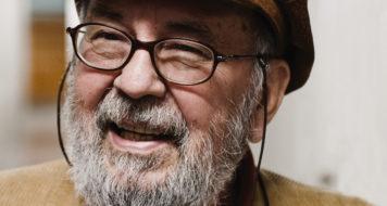 O sociólogo Chico de Oliveira, 84: (Foto Marcelo Maddeo)