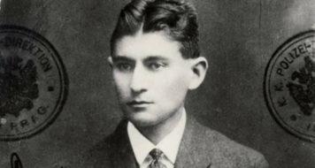 O escritor tcheco Franz Kafka (1883-1924) (Reprodução)