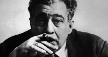O poeta, ensaísta e romancista cubano Lezama Lima (Foto: La Primera Palabra)