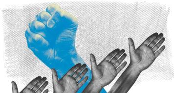 Ódio como estratégia na era do terrorismo imbecilizatório (Arte Andreia Freire)