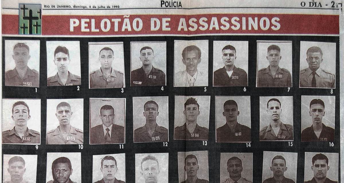 O foro privilegiado dos assassinos e torturadores