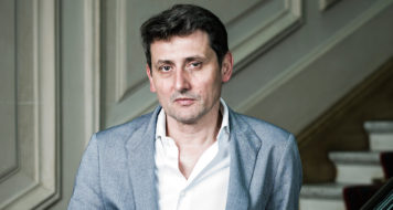 O filósofo francês Frédéric Gros (Foto Frédéric Stucin)