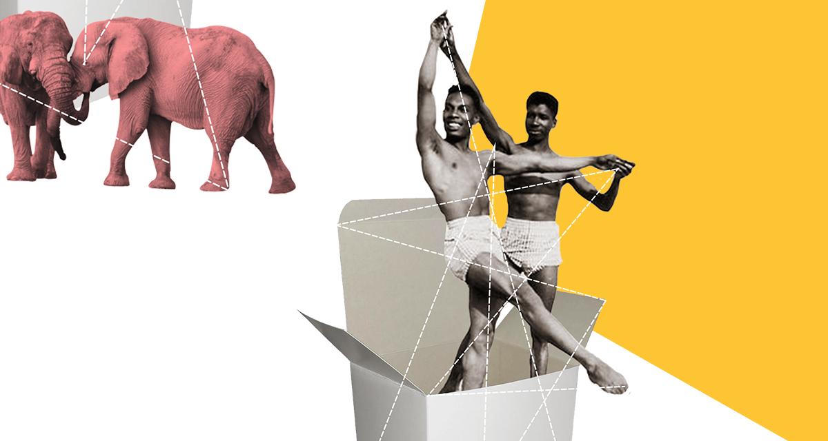 Múltiplas e diferentes identidades LGBT