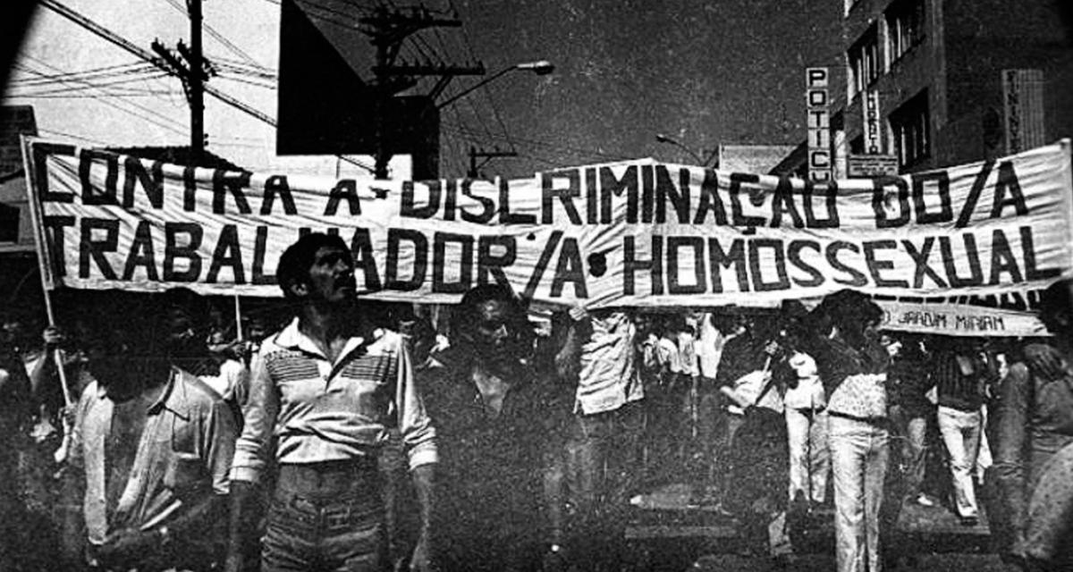Contra a discriminação do trabalhador/a homossexual (Foto Fernando Uchoa)