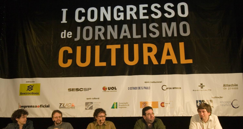 I Congresso CULT de Jornalismo Cultural