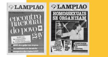 Jornal Lampião da Esquina (Reprodução)