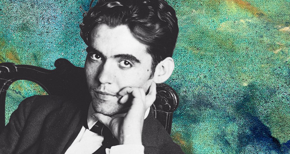 García Lorca (Arte Revista CULT / Foto Fundação Federico García Lorca)