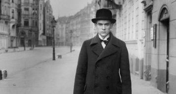 Robert Musil, 1926 (Foto August Sander / Reprodução)