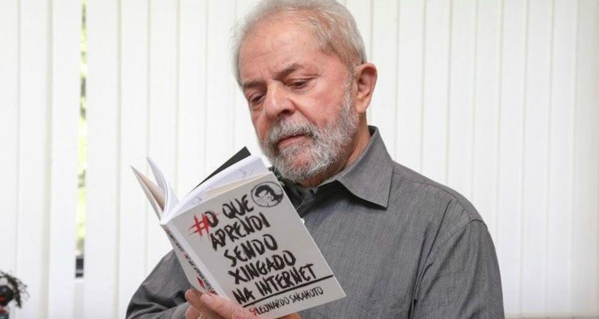 Lula lê?!