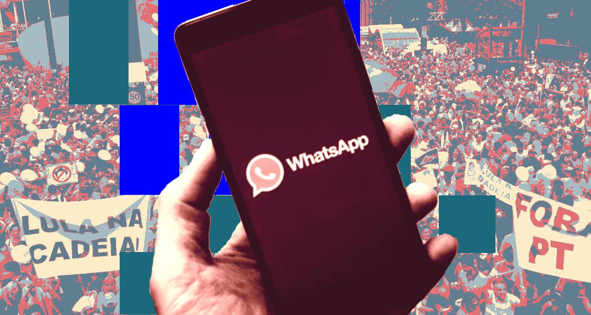 c6b9d56779e88 Whatsapp e campanha eleitoral  o que nos espera em 2018