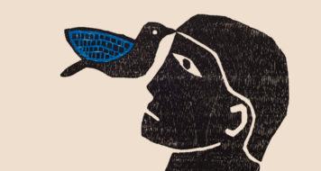 Xilogravura de José Altino baseada no romance de Mário de Andrade (Reprodução)