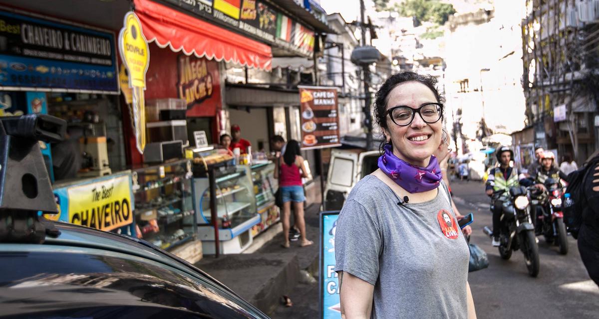 Marcia Tiburi: 'Acreditar em neutralidade política não é um bom caminho'